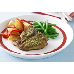Small Crop Of Veal Chop Recipes