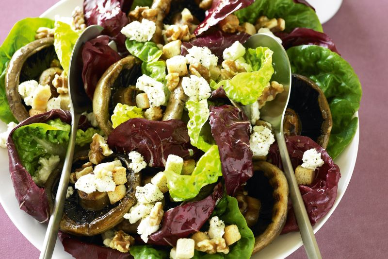Large Of Goat Cheese Salad