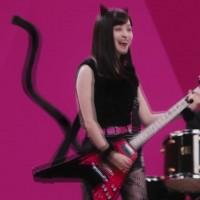 Kuro Neko Kanna - nuevo comercial de TV de Hashimoto Kanna