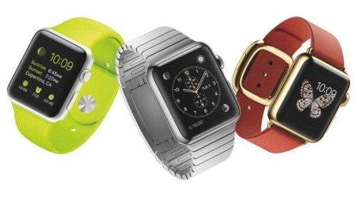 Apple Watch: se podrían vender 1 millón de unidades durante el primer fin de semana