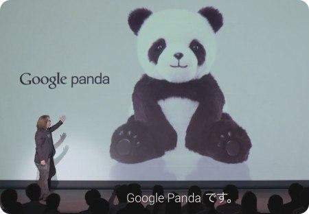 Google anuncia su nuevo producto estrella: Google Panda