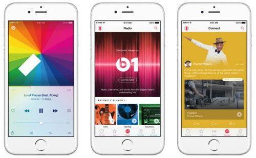 iOS 8 y Apple Music ya están disponibles