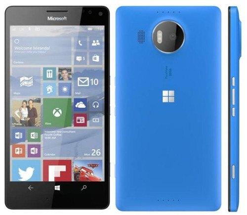 Se filtran los nuevos Lumia de gama alta de Microsoft
