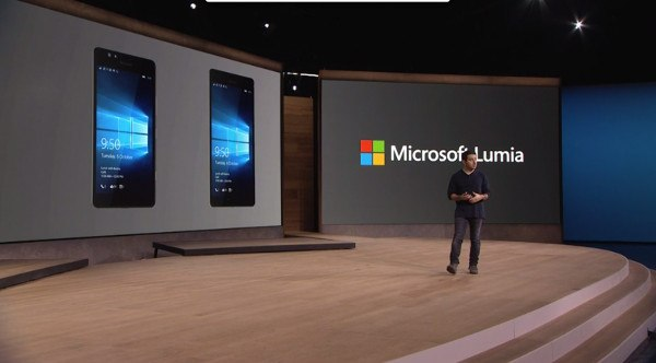 Microsoft presenta tres nuevos Lumia con Windows 10 Mobile