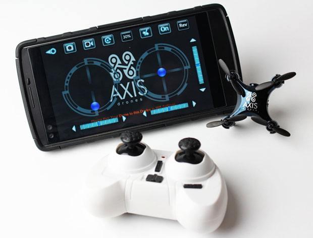 Mini Drone Smartphone