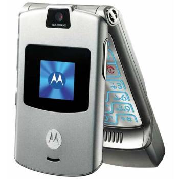 Nuevo Motorola Razr V3 con Android