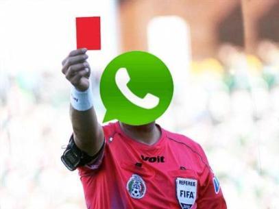 WhatsApp te expulsará