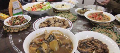 2010的年菜~過年的廚房是女人的戰場!