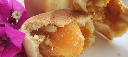 [食譜] 松子鳳凰酥做法(加了蛋黃的鳳梨酥)