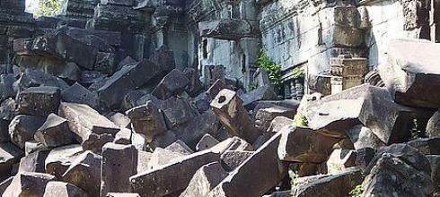 [旅遊] 吳哥窟 第二天(女王宮、水底浮雕、崩密列寺)(3)