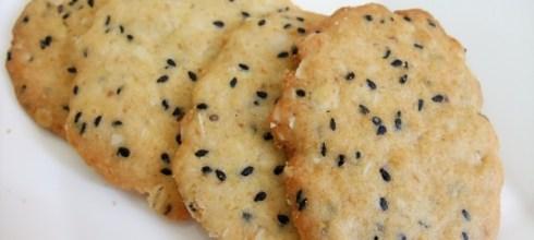 燕麥杏仁雜糧餅乾做法