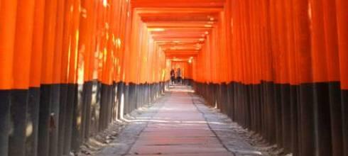 [旅遊] 京都第一天:伏見稻荷大社