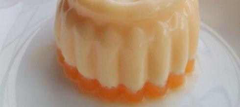 [食譜] 橘子優格果凍做法