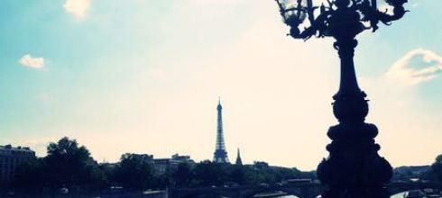 [旅遊] 巴黎第一天:香榭麗舍+凱旋門+亞歷山大三世橋