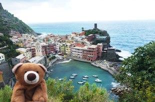 [自助旅行] 義大利五漁村交通規劃與五漁村推薦旅館(Vernazza住宿)