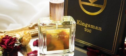 [香氛][香水] Kingsman香水,金牌特務聯名款香水(菸草風格男香)