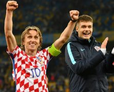 Video: Ukraine vs Croatia