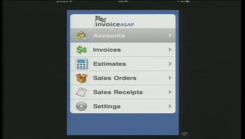 InvoiceASAP Allows You To Create And Send Invoices From Your Mobile     InvoiceASAP Allows You To Create And Send Invoices From Your Mobile Phone    TechCrunch