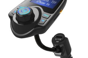 LeFun Bluetooth FM Transmitter
