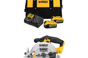 save up to 38% on select DEWALT 20V starter kit and bare tool bundles
