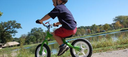 Boot Scoot Balance Bikes - 3 Models, Up to 4 Colors