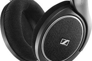 Sennheiser – Audiophile Over-the-Ear Headphones – Titan