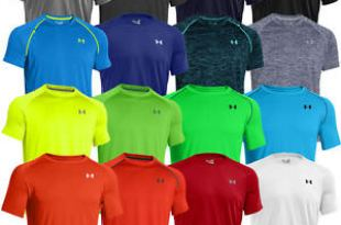 Under Armour 1228539 Men's Loose Fit Tech Short Sleeve T-Shirt