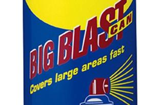 WD-40 490095 Multi-Use Lubricant Product with Big-Blast Spray 18 oz (Pack of 12)