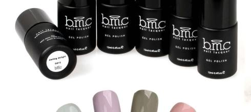 BMC 6pc Nude Color Themed UV/LED Nail Lacquer Gel Polish Master Set - Oasis Collection