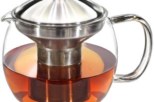 Willow & Everett Glass Teapot Infuser