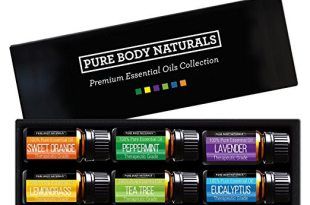 25% off Pure Body Naturals Essential Oils