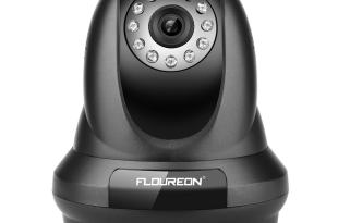 FLOUREON 1080P HD Wireless Indoor IP Camera