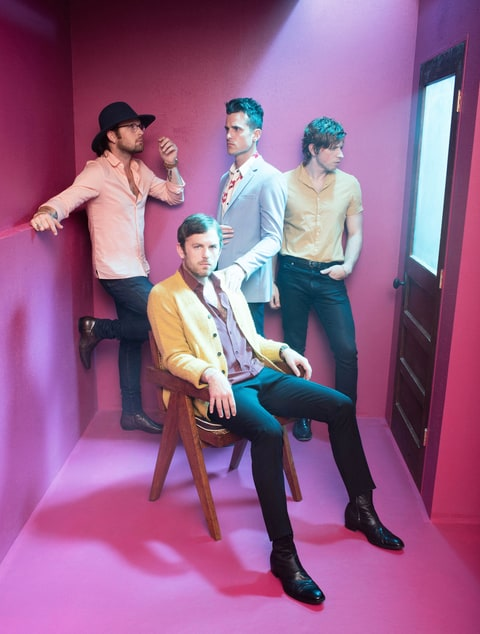 Kings of Leon, interview, Feature