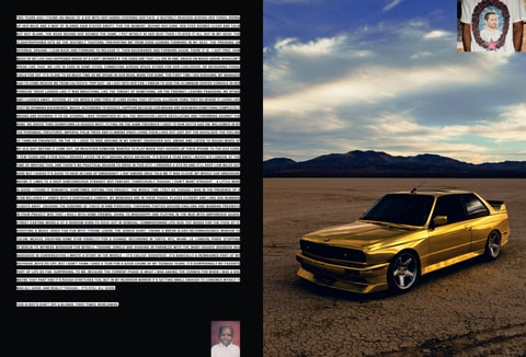 Frank Ocean Reflects on Creating 'Blonde,' Car Culture