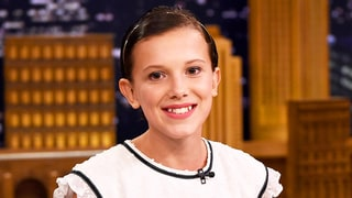 Stranger Things' Millie Bobby Brown Does More Than Eat Eggos — She Can Rap!