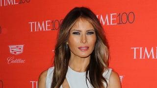Melania Trump Modeled in U.S. Before She Had a Work Visa: Report