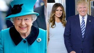 Queen Elizabeth II to Invite Donald and Melania Trump to Windsor Castle: Report