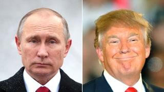 Russian President Vladimir Putin Congratulates Donald Trump Via Telegram After Election Night Win