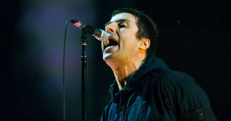 Liam Gallagher debutó como solista en un concierto secreto en NY