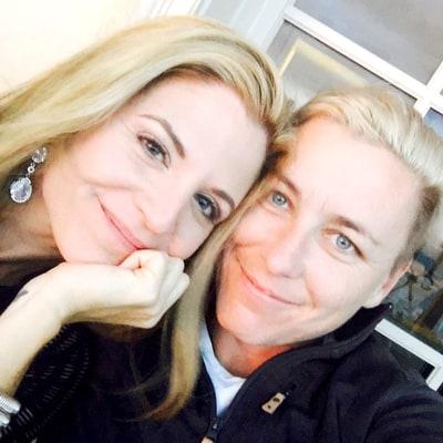 Christian Mom Blogger Glennon Doyle Melton Reveals She's Dating Soccer Star Abby Wambach