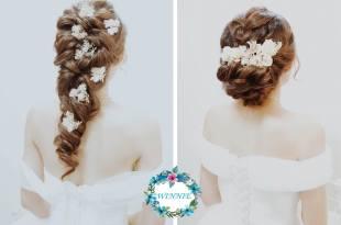 【新娘懶人包】新娘風格~屬於自己適合的花飾