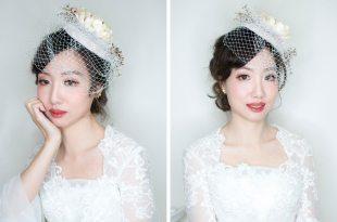 新娘秘書│優雅美麗的田園帽飾風格