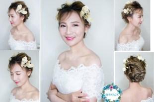 新娘秘書│提升年輕感的甜美妝容