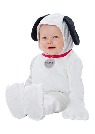 Peanuts Snoopy Baby Costume - TV Show Costumes