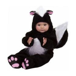 Small Crop Of Baby Skunk Costume