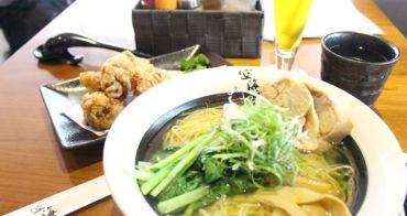 <口碑體驗>【台中。食】Kukai Ramen & Izakaya 空海拉麵(二訪)