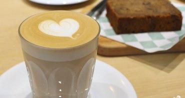 台中特色咖啡店︳ivette cafe - 林酒店正對面的貴婦咖啡館,品嚐澳洲風味早午餐