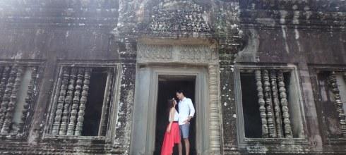 國外自助婚紗。亞洲|環遊世界拍婚紗?!(香港&柬埔寨篇)