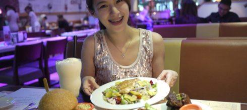 台北信義|BLT Burger|好吃又好玩的美式餐廳!~