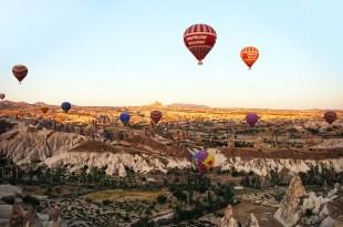 土耳其VS台東|迎接熱氣球季~國內外超級比一比!